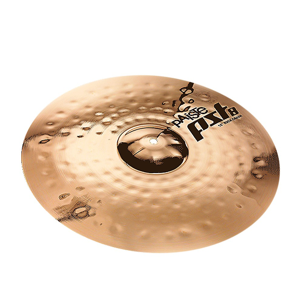Paiste PST 8 Reflector Rock Crash 17 in. 1369150601381