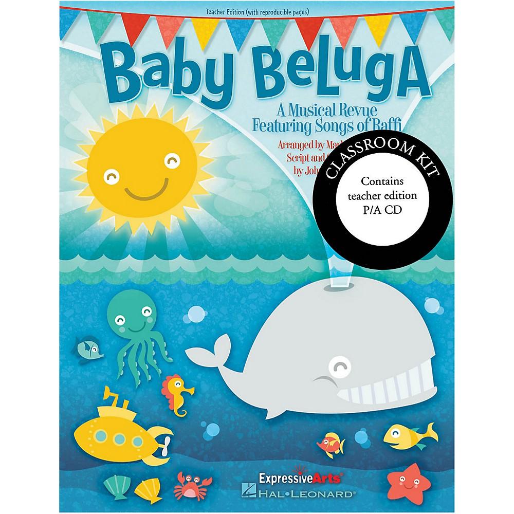 Hal Leonard Baby Beluga Classroom Kit 1370362005526