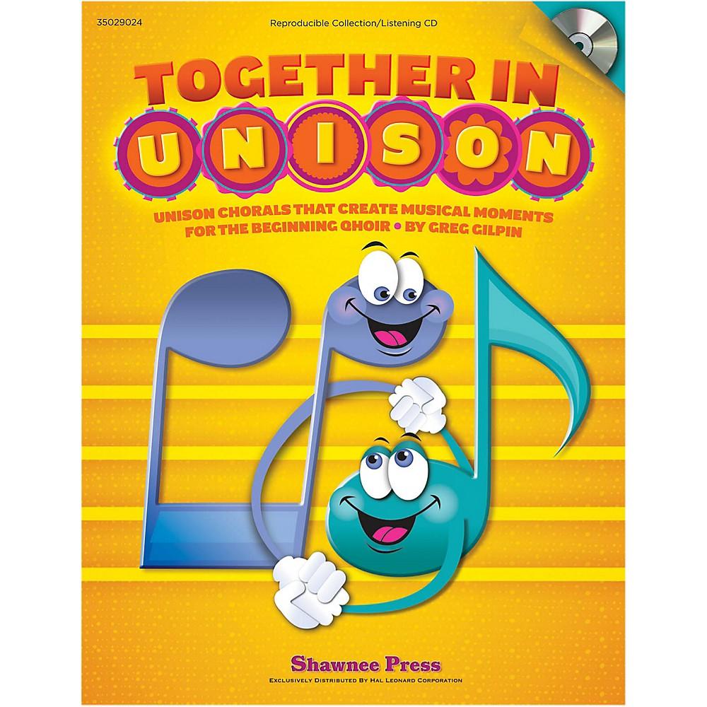 Hal Leonard Together In Unison Book/Cd 1370362005710