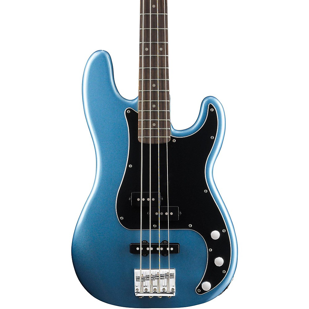 Squier Vintage Modified Precision Bass Pj Lake Placid Blue 1373037988259