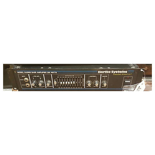 Hartke HA 2000 Bass Amp Head