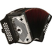 HA-3100 Panther GCF Diatonic Accordion