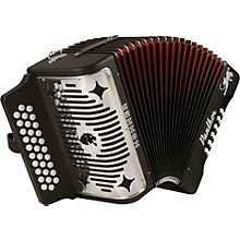 Hohner HA-3100 Panther GCF Diatonic Accordion