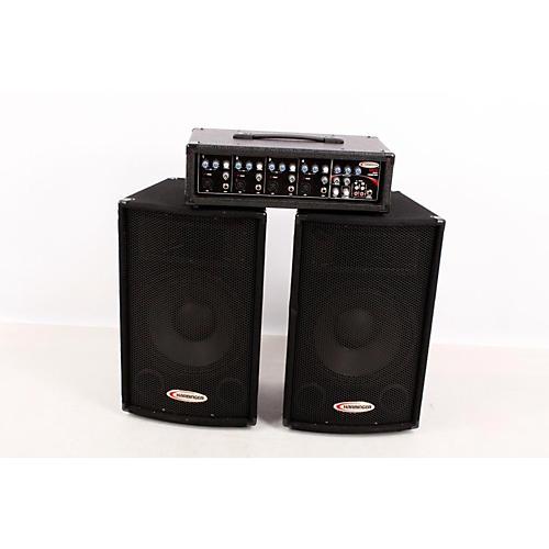Harbinger HA120 Portable PA System  888365230320