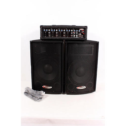 Harbinger HA120 Portable PA System  888365151083