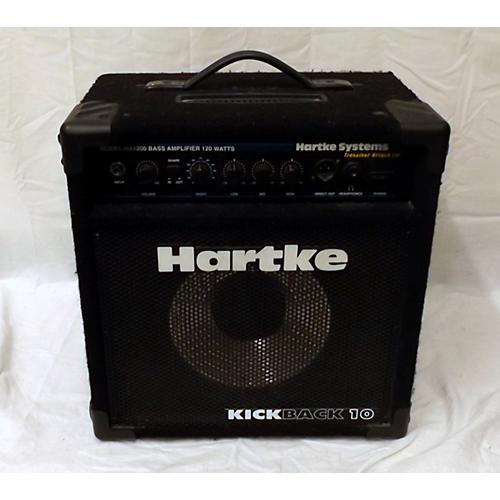 used hartke ha1200 bass combo amp guitar center. Black Bedroom Furniture Sets. Home Design Ideas