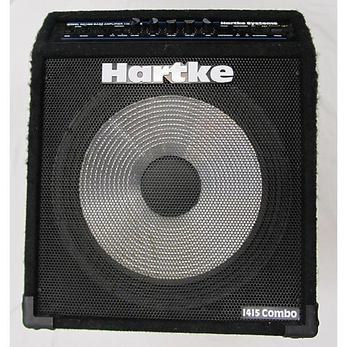 used hartke ha1400 bass combo amp guitar center. Black Bedroom Furniture Sets. Home Design Ideas