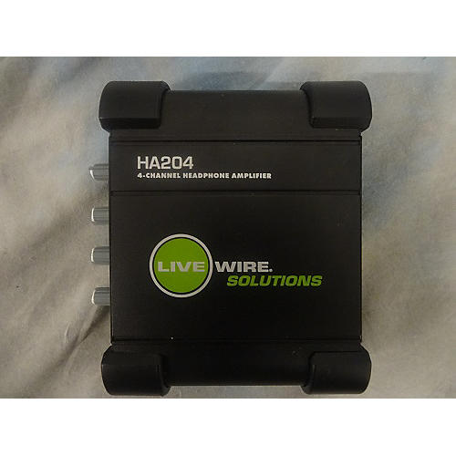 Live Wire Solutions HA204 Headphone Amp