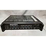 Hartke HA3000 Bass Amp Head
