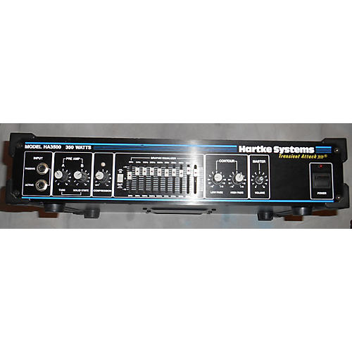 Hartke HA3500 Bass Amp Head-thumbnail