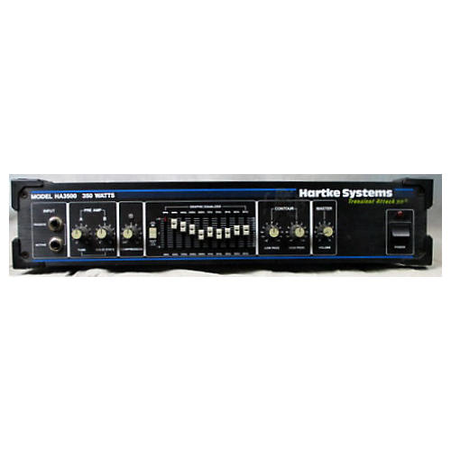 Hartke HA3500 Bass Amp Head-thumbnail