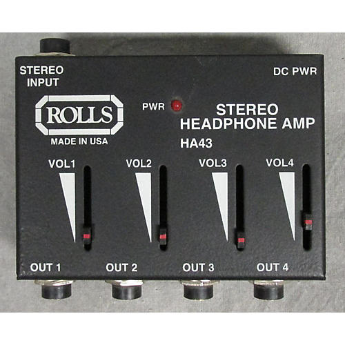Rolls HA43 Headphone Amp