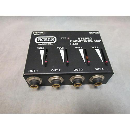 Rolls HA43 Headphone Amp-thumbnail