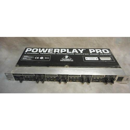 Behringer HA4600 Headphone Amp-thumbnail
