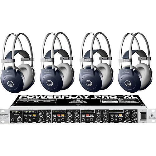 AKG HA4700/K77 Headphone Four Pack