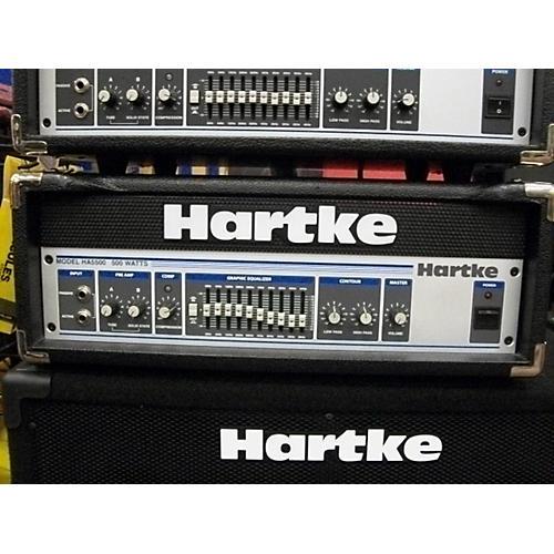 Hartke HA5500 Bass Amp Head