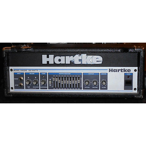 Hartke HA5500 Bass Amp Head