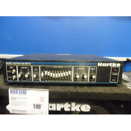 Hartke HA5500C 500W Bass Amp Head