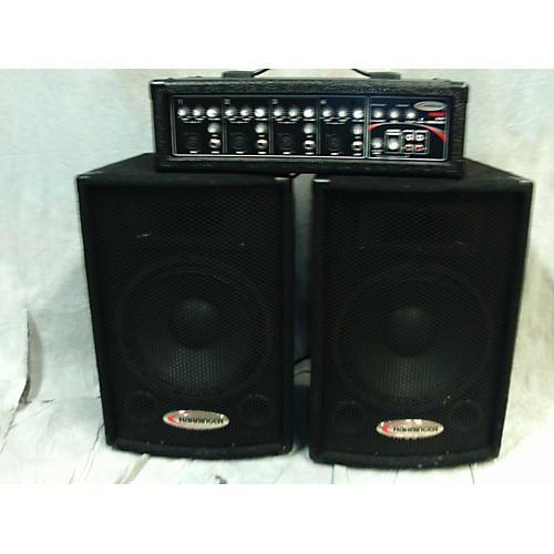 Harbinger HA60 Power Amp-thumbnail