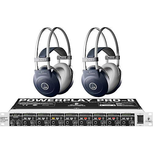 AKG HA8000/K77 Headphone Two Pack