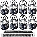 AKG HA8000/K99 Headphone Eight Pack  Thumbnail