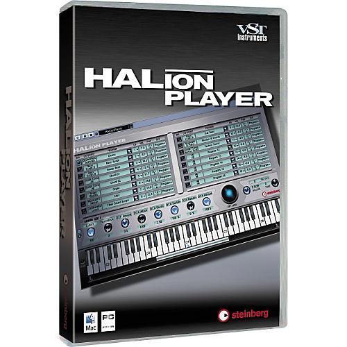 Steinberg HALion Player