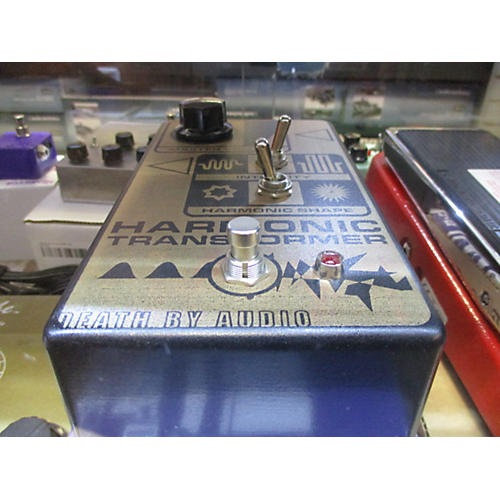 Death By Audio HARMONIC TRANSFORMER Effect Pedal-thumbnail