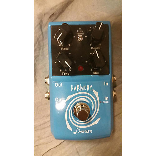 In Store Used HARMONY Effect Pedal-thumbnail