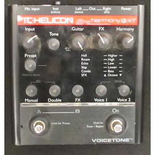 TC Helicon HARMONY G-XT Vocal Processor-thumbnail