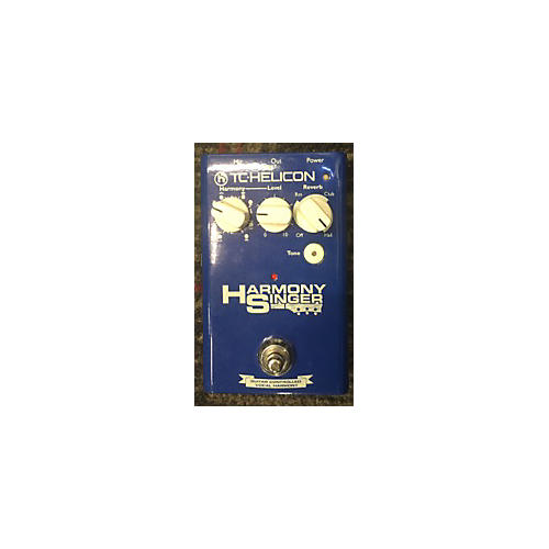 TC Helicon HARMONY GXT Effect Pedal