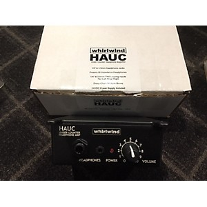 Pre-owned Whirlwind HAUC Headphone Amp by Whirlwind
