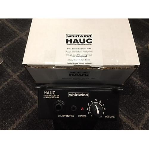 Whirlwind HAUC Headphone Amp-thumbnail