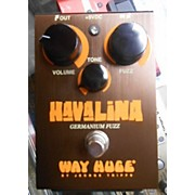 Way Huge Electronics HAVALINA Effect Pedal