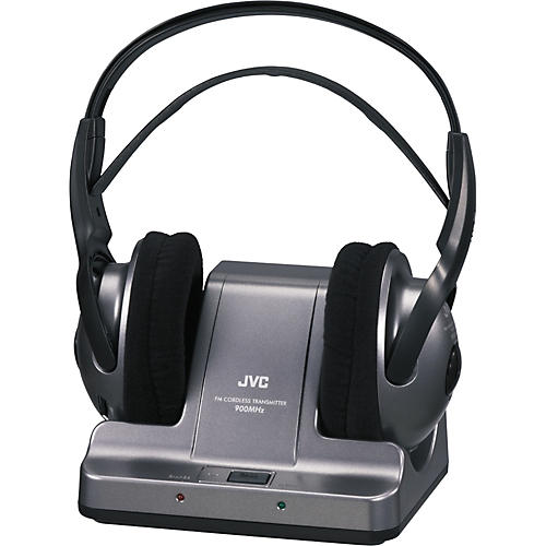 JVC HAW600RF 900mHz Wireless headphone-thumbnail