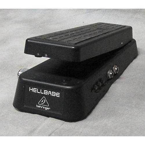 Behringer HB01 Hellbabe Optical Wah Effect Pedal-thumbnail