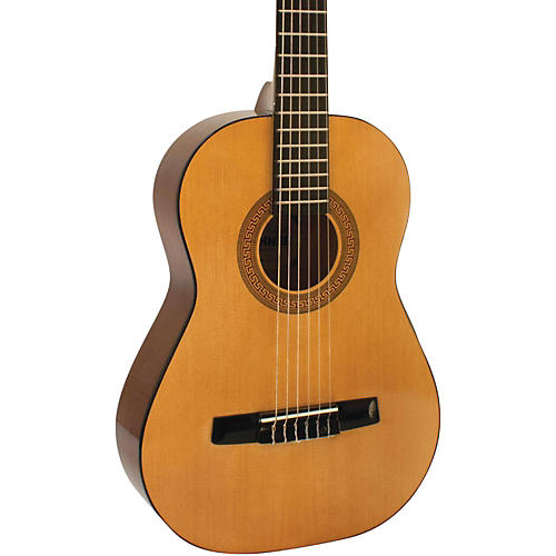 Hohner HC02 1/2 Sized Classical Guitar Package-thumbnail