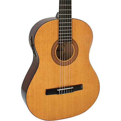 Hohner HC06E Classical Nylon String Acoustic-Electric Guitar-thumbnail