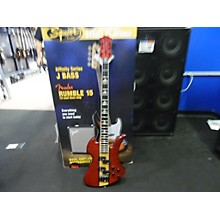 B.C. Rich HCMBTR Heritage Classic Mockingbird Electric Bass Guitar
