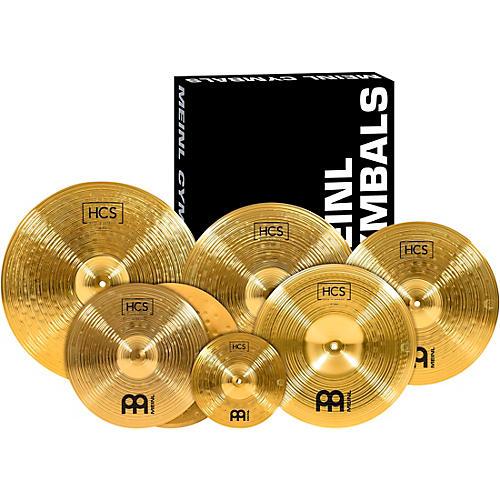 Meinl HCS Super Cymbal Pack