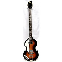 Hofner HCT-500/1 CONTEMPORARY LEFT HANDED Electric Bass Guitar