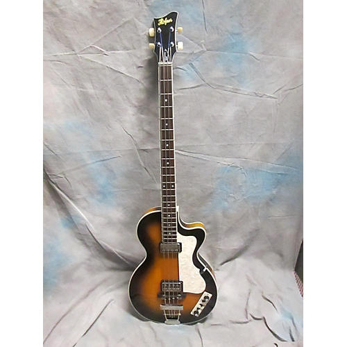 Hofner HCT-500/2 Electric Bass Guitar