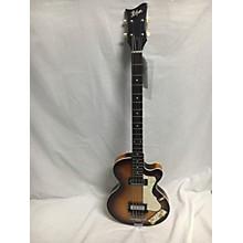 Hofner HCT 500-2 Electric Bass Guitar