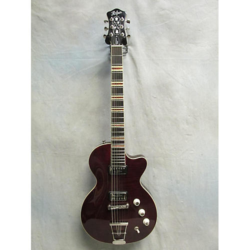 Hofner HCT CS10 Contemporary Club Solid Body Electric Guitar-thumbnail