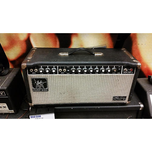 Ernie Ball Music Man HD-130 REVERB Tube Guitar Amp Head