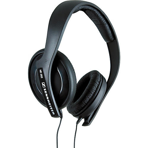 Sennheiser HD 202 Intense Stereo Headphones-thumbnail