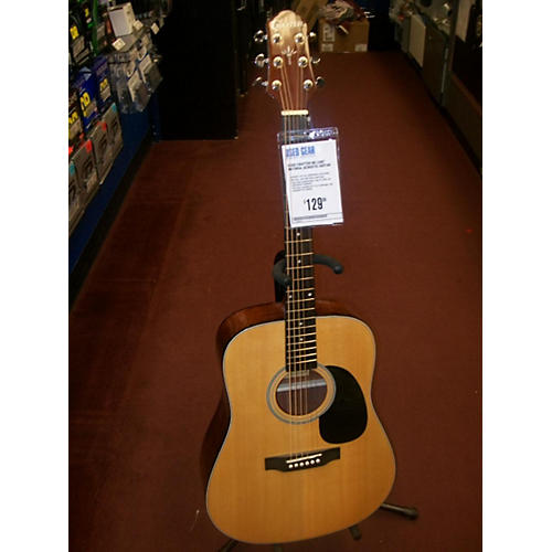 In Store Used HD-24NT Acoustic Guitar