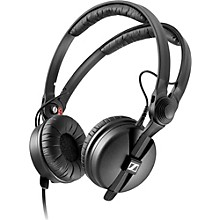 Sennheiser HD 25 Plus On-Ear Studio Headphones Level 1