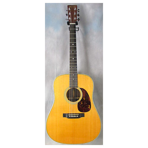 used martin hd 28 acoustic electric guitar guitar center. Black Bedroom Furniture Sets. Home Design Ideas