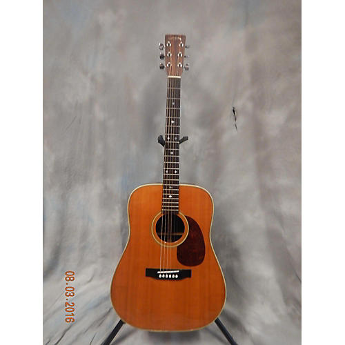SIGMA HD-28H Acoustic Guitar Natural