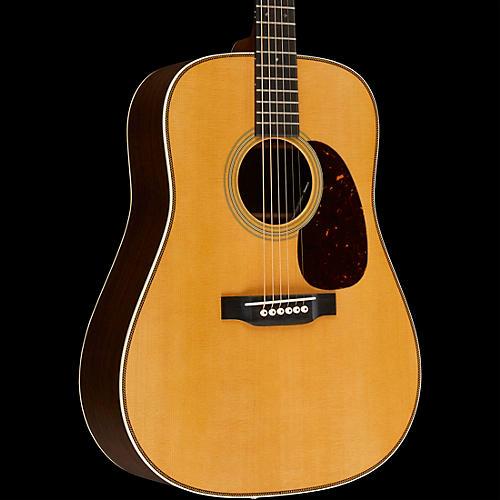 Martin HD-28V Dreadnought Acoustic-Electric Guitar Natural